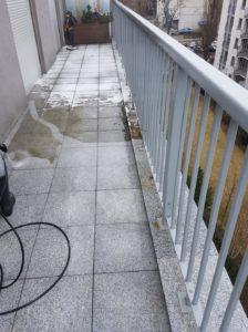 Czyszczenie balkonu Poznań
