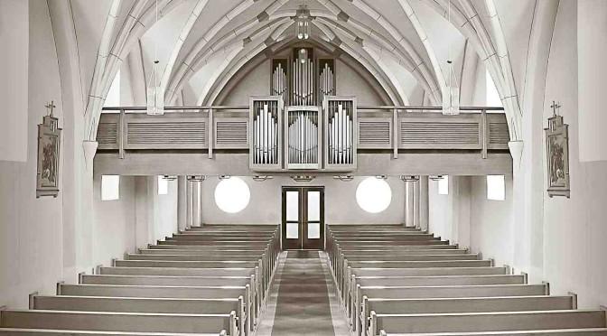 Sprzątanie kościołów