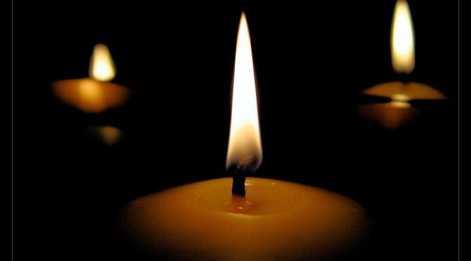 opieka nad grobami świeczka