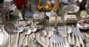 jak wyczyścić srebro