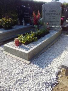 opieka nad grobem w Poznaniu